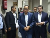 """رئيس الوزراء من أسيوط: """"عايز آجى من أسيوط لأسيوط الجديدة فى ثلث ساعة"""".. فيديو"""