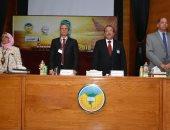 """صور.. انطلاق فعاليات المؤتمر الدولى """"مصر تخترع"""" بجامعة طنطا"""