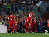 فيديو.. جيرونا يقلب الطاولة على برشلونة بالهدف الثانى فى الدقيقة 51
