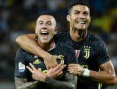 ملخص وأهداف مباراة فروسينونى ضد يوفنتوس 0 - 2 فى الدوري الإيطالي