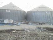 صور.. إنشاء صومعة بالقليوبية بتكلفة 300 مليون جنيه