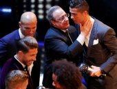 أخبار ريال مدريد اليوم عن رسالة شكر عمومية الملكى إلى رونالدو وزيدان