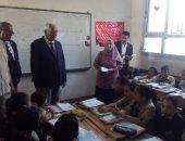 محافظ الدقهلية يتفقد عددا من المدارس بمدينة دكرنس