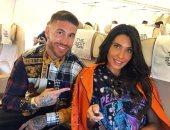 """قائد ريال مدريد يطير إلى لندن لحضور حفل """"فيفا"""".. صور"""