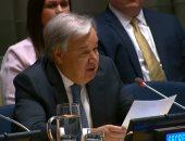 الأمم المتحدة تعتزم التحقيق فى هجمات على منشآت تدعمها فى سوريا