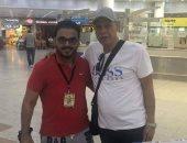 أيمن حافظ يصل الكويت لترتيب استقبال بعثة الزمالك