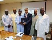 بروتوكول تعاون بين جامعة النهضة وجامعتين نيجيريتين لتبادل الخبرات البحثية