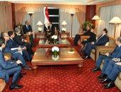 السيسى: البنك الدولى أحد أهم شركاء مصر فى التنمية