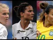 """البرازيلية مارتا تفوز بجائزة """"The Best"""" لأفضل لاعبة فى 2018"""