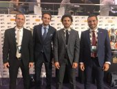 حسام غالى يقود وفدًا أهلاويًا فى مؤتمر صناعة الرياضة بإسبانيا