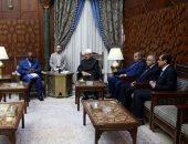 الأمين العام لاتحاد الجامعات الأفريقية: حريصون على التعاون مع جامعة الأزهر