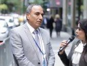 شاهد.. نقيب الصحفيين من نيويورك: مصر أصبحت أقوى مما كانت عليه فى السابق