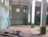 """مسجد التوبة بالمنيا أيل للسقوط """"تصدعات وشروخ"""" .. ومناشدات بإعادة ترميمه"""