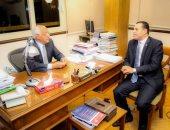 """على الدين هلال يفتح قلبه لـ""""أخبار مصر"""" ويتحدث عن حياته الخاصة.. الخميس"""