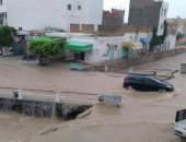 موت ودمار.. 10 فيديوهات مرعبة للأمطار الطوفانية فى ولاية نابل شمال تونس
