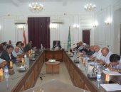 """محافظ المنيا لرؤساء المدن ومديرى الإدارات: """"أدوا عملكم بضمير"""""""
