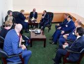 رئيسة وزراء النرويج تؤكد للسيسي أهمية دور مصر فى استقرار الشرق الأوسط