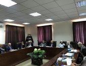 رئيس جامعة الإسكندرية ممثلا للجامعات المصرية باجتماع مجلس الجودة بالأردن