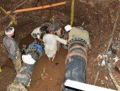 صور.. كل ما تريد معرفته عن أعمال شركة المياه لضم خطوط جديدة بالأقصر