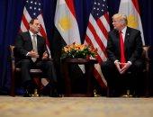 السيسي: الاجتماع بالرئيس ترامب يعكس عمق العلاقات بين القاهرة وواشنطن (فيديو وصور)