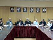 رئيس جامعة بنى سويف يوصى بإنشاء مستشفى بيطرى تعليمى للطلاب