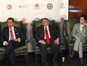 مايكل مورجان: المناخ فى مصر الآن مناسب جدًا للاستثمار وخاصة الطبى