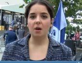 شاهد.. الخارجية الأمريكية: ملتزمون بتحقيق السلام بين فلسطين وإسرائيل