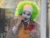 """صور.. جواكين فونيكس """"مهرج"""" فى فيلمه الجديد Joker"""