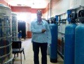 صور.. لأول مرة.. إنشاء غرفة عزل لمرضى الأيدز بجنوب سيناء