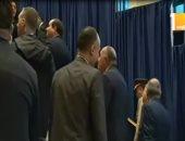 فيديو.. الرئيس السيسى يصل مقر الأمم المتحدة للمشاركة فى أعمال الجمعية العامة