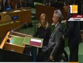 سفير مصر لدى الإكوادور يقدم أوراق اعتماده لرئيس الجمهورية