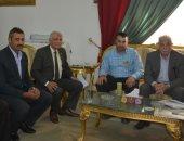 محافظ جنوب سيناء يلتقى فريقا بحثيا من الهيئة القومية للاستشعار عن بعد