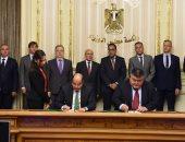 تفاصيل توقيع عقد توريد وتصنيع 1300 عربة سكة حديد جديدة بـ1.2 مليار يورو