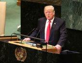 صور.. دونالد ترامب: أوبك تنهب العالم ويجب أن تدفع لتنال الحماية العسكرية