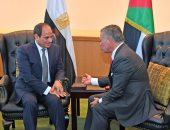 متحدث الرئاسة: زعيما مصر والأردن أكدا أهمية التوصل لحل عادل للقضية الفلسطينية