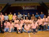 الزهور يفوز ببطولة مصر الدولية الثانية للسلة 3 × 3