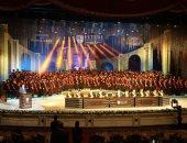 وزير التعليم العالى يشهد حفل تخرج طلاب جامعة المستقبل