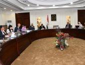 وفد من وزارة الإسكان يلتقى المدير التنفيذى لصندوق العشوائيات