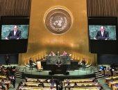 فيديو وصور.. السيسى: مصر سابع أكبر المساهمين فى قوات الأمم المتحدة لحفظ السلام