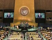 فيديو.. الرئيس السيسى: ما أحوجنا فى تعزيز مكانة ودور الأمم المتحدة