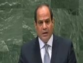 فيديو.. السيسى: مصر لها تجربة فريدة فى تحقيق التنمية والحرية والكرامة
