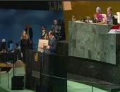 فيديو.. تصفيق حاد للرئيس السيسى بعد كلمته أمام الجمعية العامة للأمم المتحدة