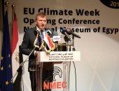 سفير الإتحاد الأوروبى: سندعم مصر فى كافة المجالات وعلى رأسها قضية المياه