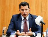 وزير الرياضة: الفرصة سانحة لإقامة مباراة القمة حفاظا على سمعة الكرة المصرية