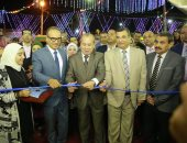 فيديو وصور.. رئيس هيئة الكتاب يفتتح المعرض الثانى للكتاب بحديقة صنعاء
