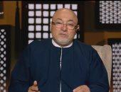 فيديو..خالد الجندى عن الكلاب فى المنزل: كارثة تمنع دخول ملائكة الرحمة