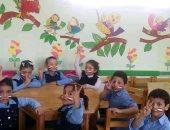 قارئ يرصد مظاهر النظافة وجودة تعليم بمدرسة الناصر الابتدائية فى شبرا