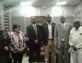 نائب وزير الزراعة من السودان: حريصون على تعزيز التعاون مع السودان