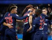 سان جيرمان يكتسح ريمس برباعية فى الدوري الفرنسي.. فيديو