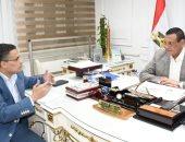 تشغيل توسعات محطة مياة أبو حمص بالبحيرة بتكلفة 200 مليون جنية